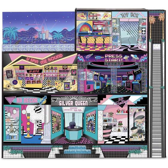 Casa Lol Surprise 91x91cm Nuova Versione 2021  Giochi Preziosi - 4