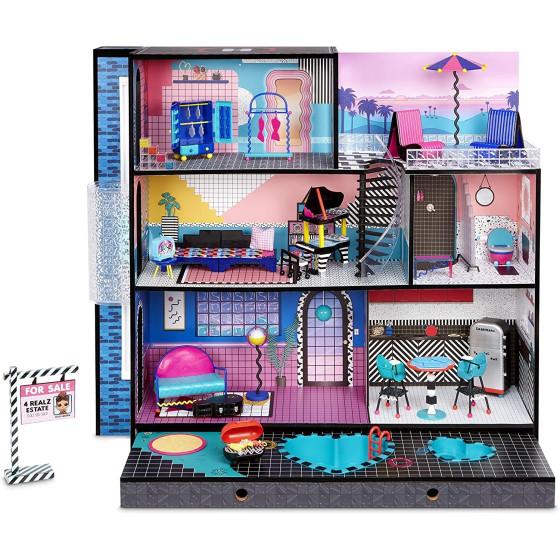 Casa Lol Surprise 91x91cm Nuova Versione 2021  Giochi Preziosi - 5