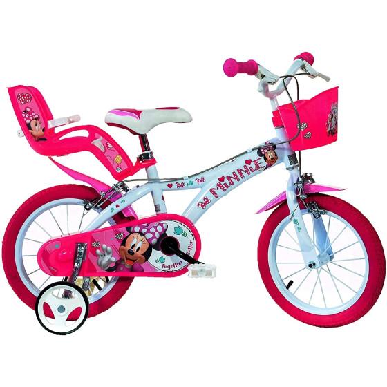 "Bicicletta Minnie 16"" Dino Bikes - 1"