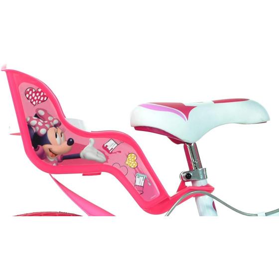 "Bicicletta Minnie 14"" Dino Bikes - 3"