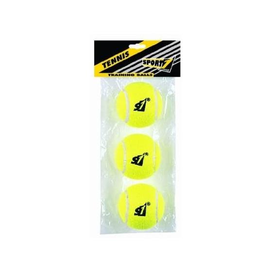 Palline Tennis 3 pz Mandelli - 1