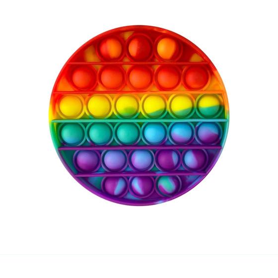Push Bubble Pop Bubble Giocattolo Sensoriale Pop It giaquinto - 3