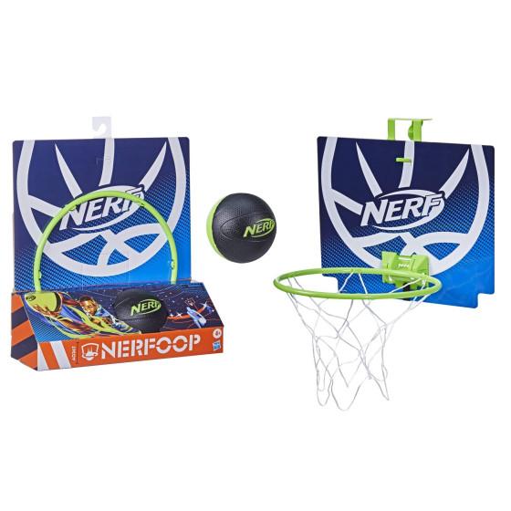 Nerf Sports - Canestro con Palla Hasbro - 1