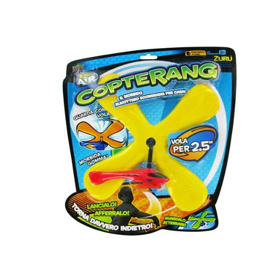 Zing Air Copterang Boomerang Rocco Giocattoli - 1