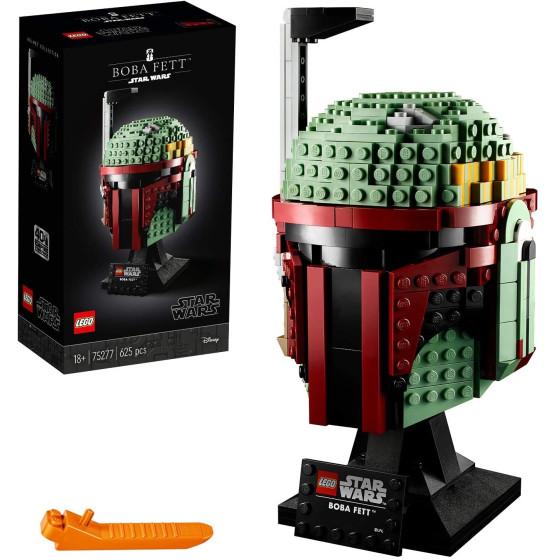 Lego Star Wars 75277 Casco Di Boba Fett Lego - 8