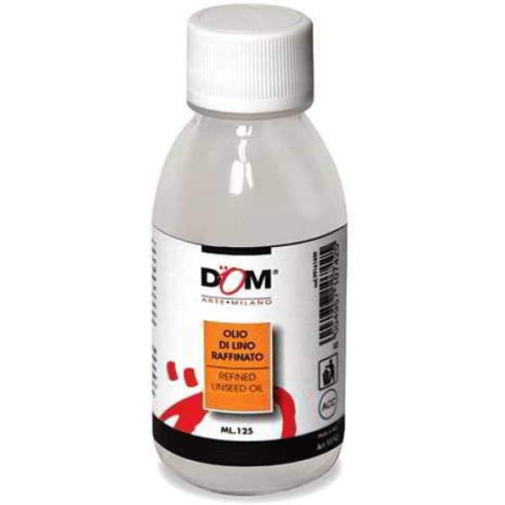 Dom Olio di Lino Raffinato 125 ml 10742 CWR - 1