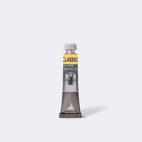 Maimeri Colore Ad Olio Extrafine Giallo Brillante Scuro M0302076 20ml 3 Pz Fila - 1