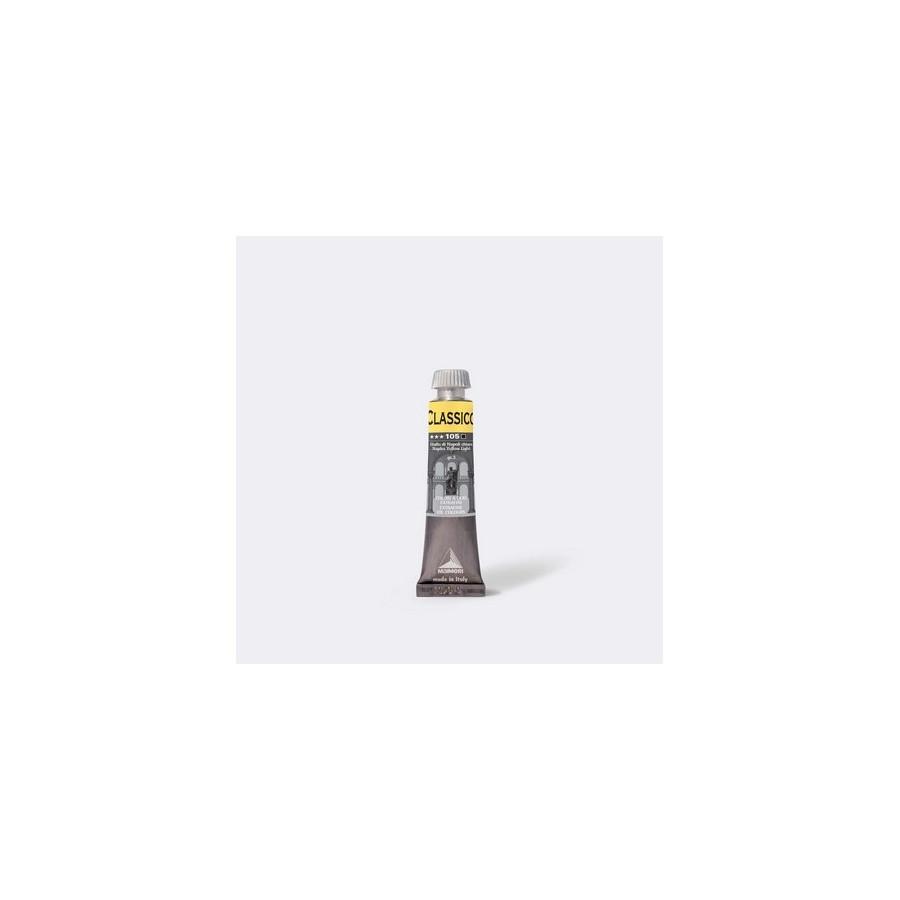 Maimeri Colore ad Olio Extrafine Giallo Napoli Chiaro M0302105 20ml 3 Pz Fila - 1