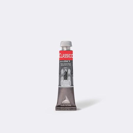 Maimeri Colore ad Olio Extrafine Rosso Quinacridone M0302258 20ml 3 Pz Fila - 1