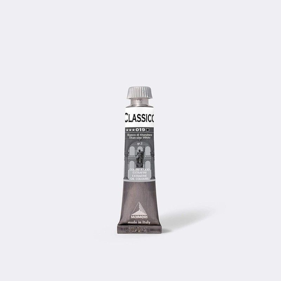 Maimeri Colore ad Olio Extrafine Lacca Verde M0302290 20ml 3 Pz Fila - 1