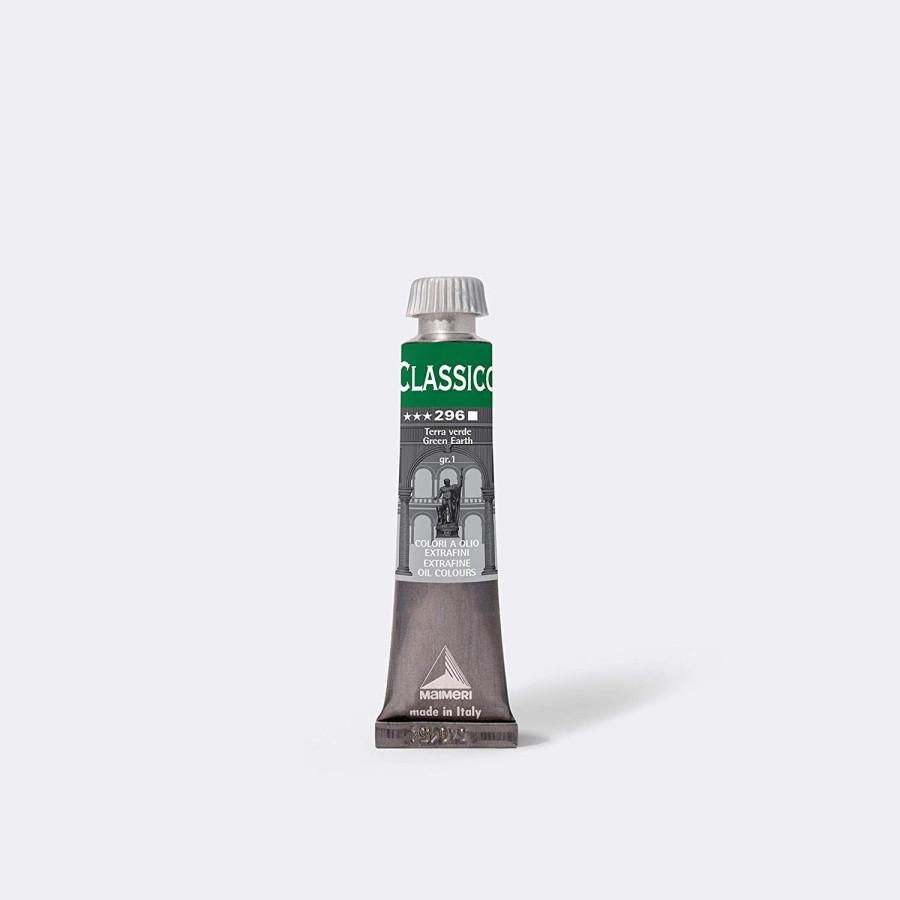 Maimeri Colore ad Olio Extrafine Terra Verde M0302296 20ml 3 Pz Fila - 1