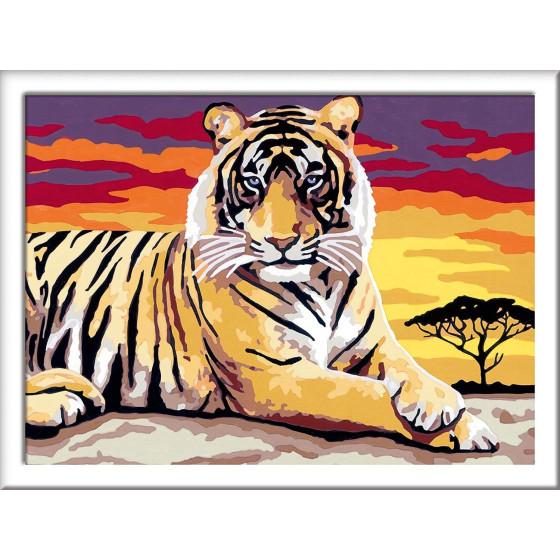 Creart Serie D - Tigre Ravensburger - 4