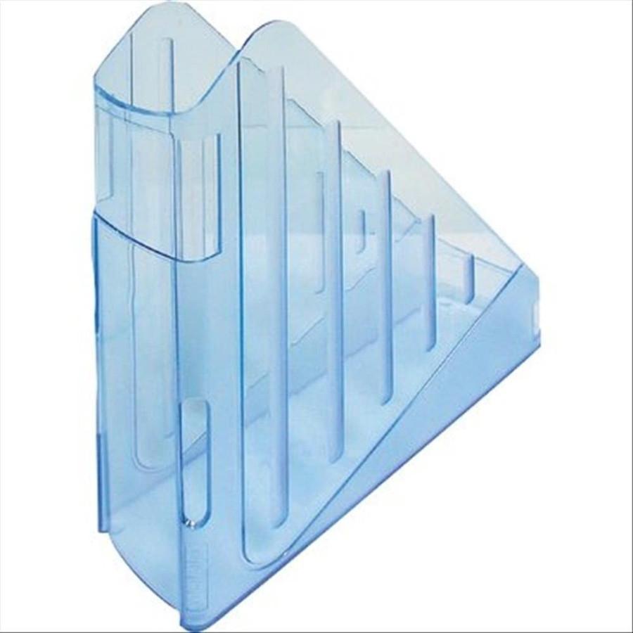 Portariviste Trasparente Blu Arda - 1