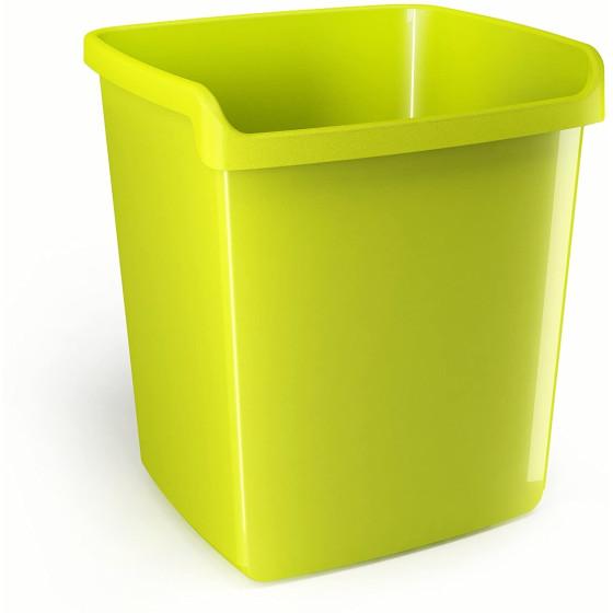 Cestino per Carta My Desk Verde Arda - 1