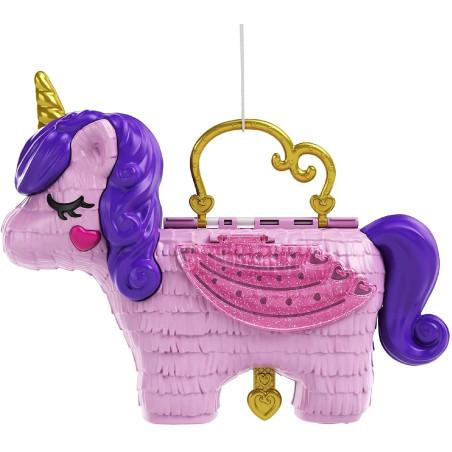 Polly Pocket Unicorno Magiche Sorprese GVL88 Mattel - 5