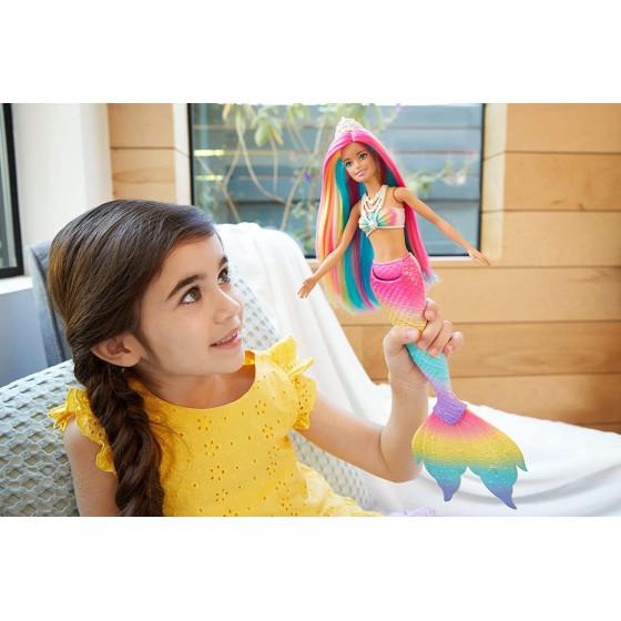 Barbie Sirena Cambia Colore GTF89 Mattel - 1