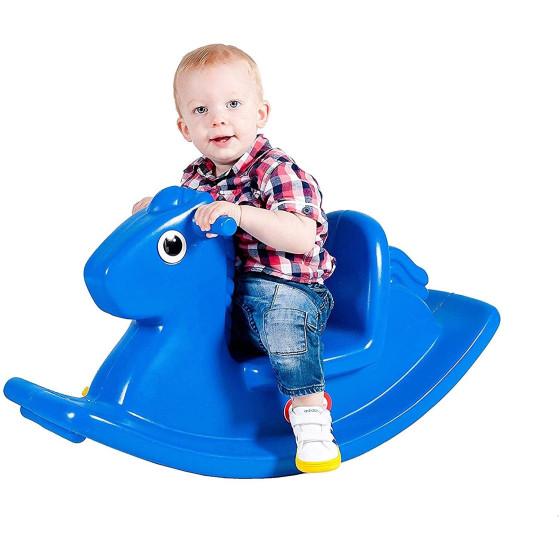 Little Tikes - Cavallo a Dondolo Blu Little Tikes - 1