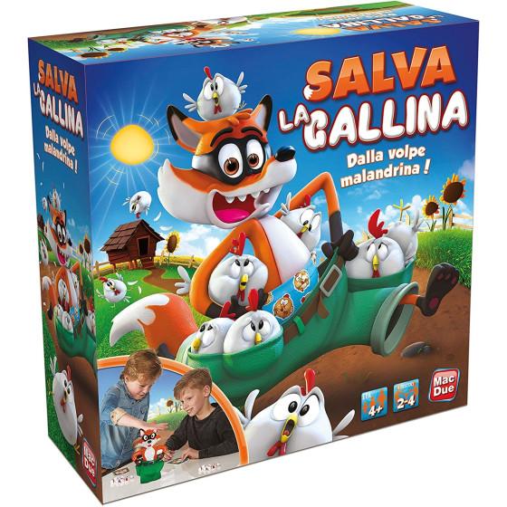 Salva La Gallina Gioco da Tavolo MacDue - 1