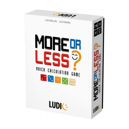 More or Less? Gioco da Tavolo Educativo Originale - 1