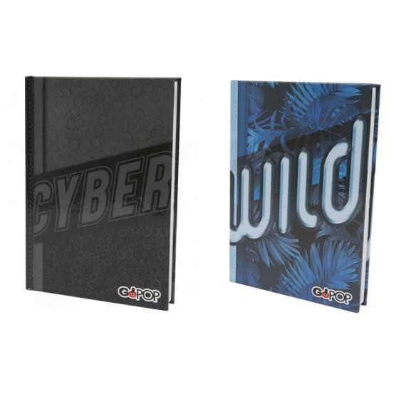 Diario Non Datato Formato Standard 10 Mesi Cyber/Wild Grafiche Assortite Giochi Preziosi - 1