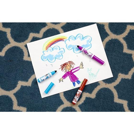 Mini Pennarelli Lavabili 7 pezzi Crayola - 2