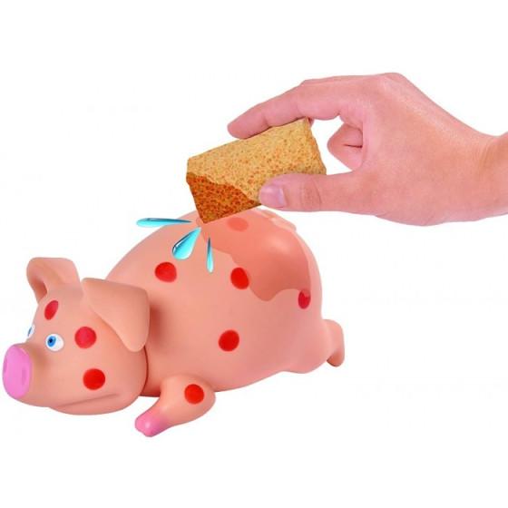 Bambola Masha Veterinaria con Maialino Simba - 3