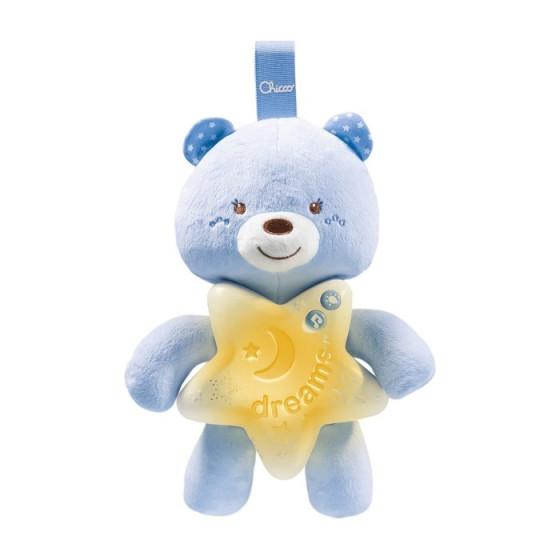Orsetto Buonanotte Azzurro Chicco - 1