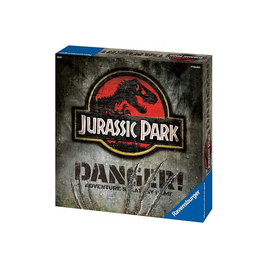 Jurassic Park Danger! Gioco di Strategia Ravensburger - 1