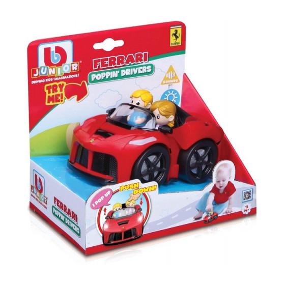 Ferrari Poppin Drivers Bburago - 1