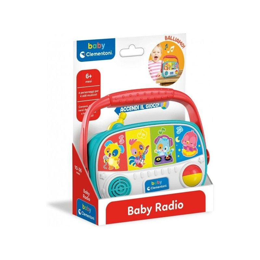 Baby Radio 17439 Clementoni - 1