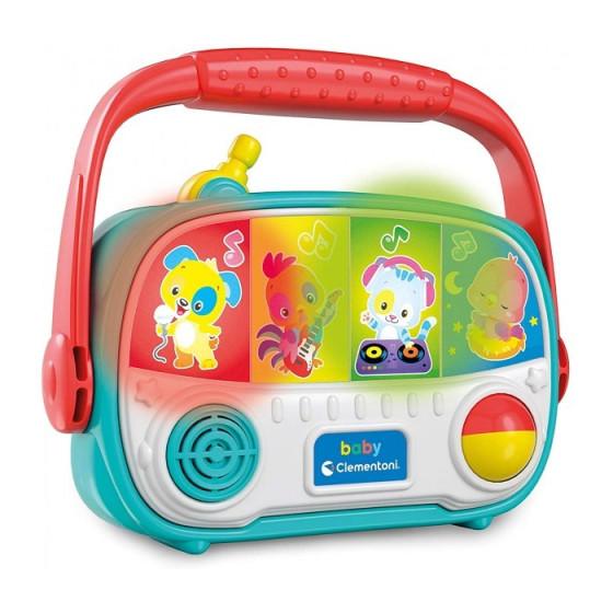Baby Radio 17439 Clementoni - 2