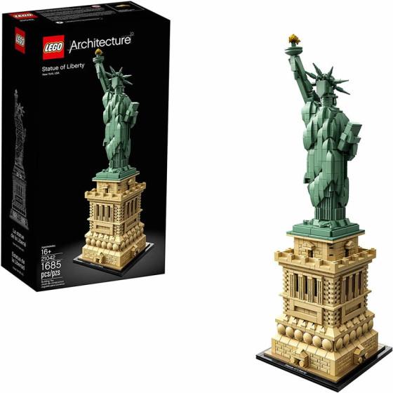 Lego Architecture 21042 Statua della Libertà Lego - 1