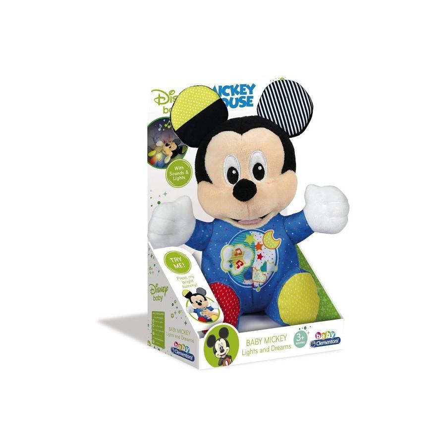 Baby Mickey Luci e Sogni 17206 Clementoni - 1