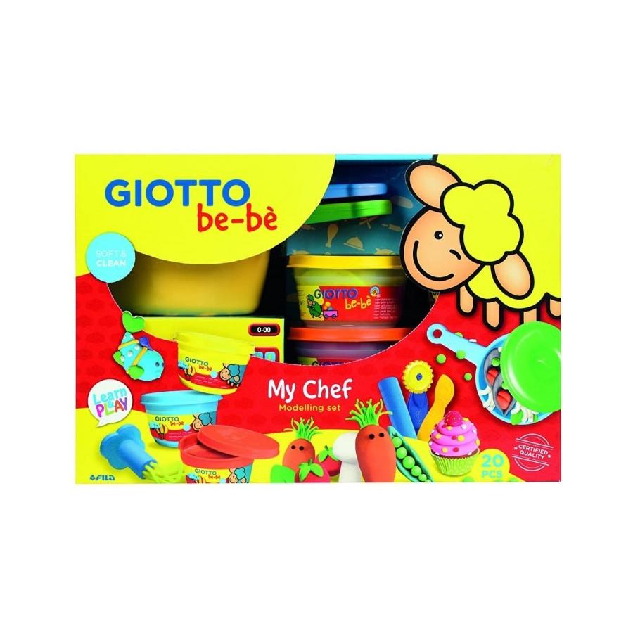 Giotto be-bè 469400 Set Modellazione My Chef Fila - 1