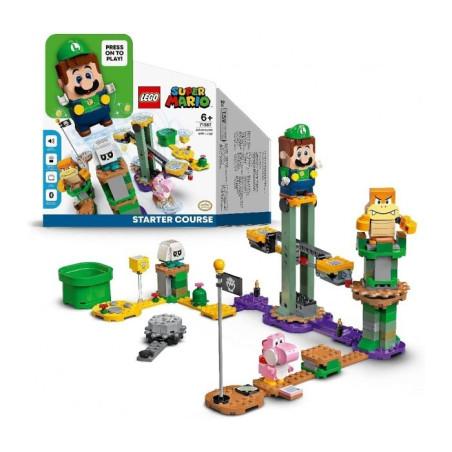 Lego Super Mario 71387 Le Avventure di Luigi Starter Pack Lego - 2