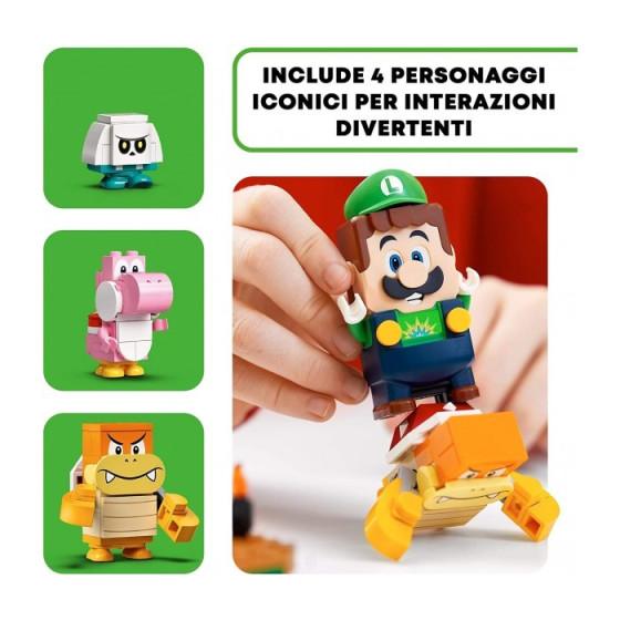 Lego Super Mario 71387 Le Avventure di Luigi Starter Pack Lego - 3