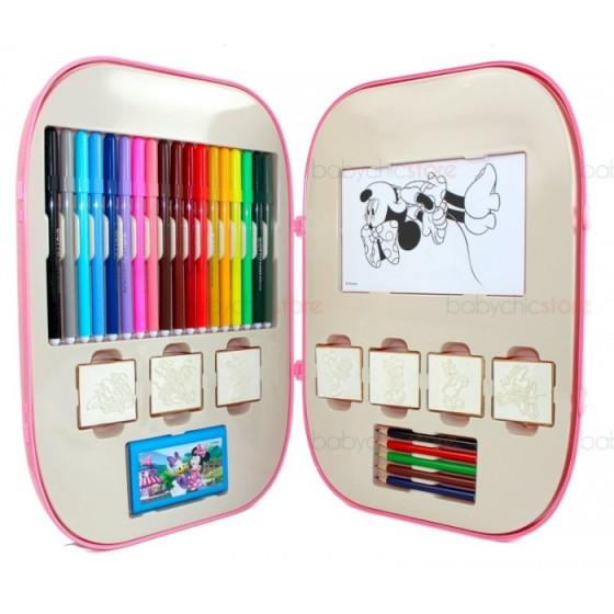 Trolley Set Colori Minnie Multiprint - 1