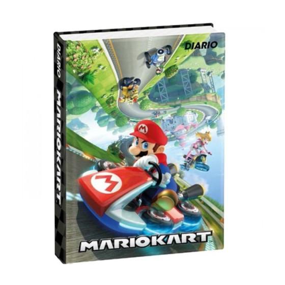 Diario Mario Kart non Datato Assortito Panini - 3