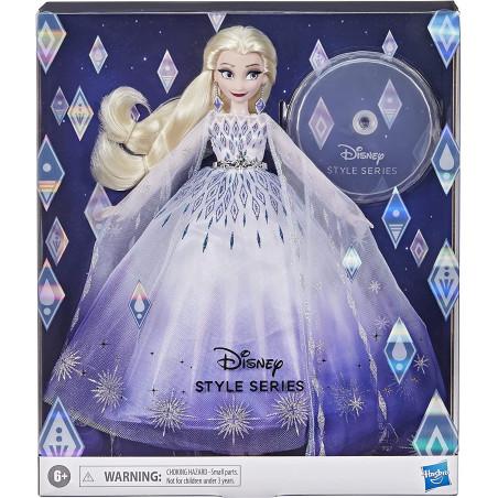 Disney Princess Style Series Elsa Hasbro - 1