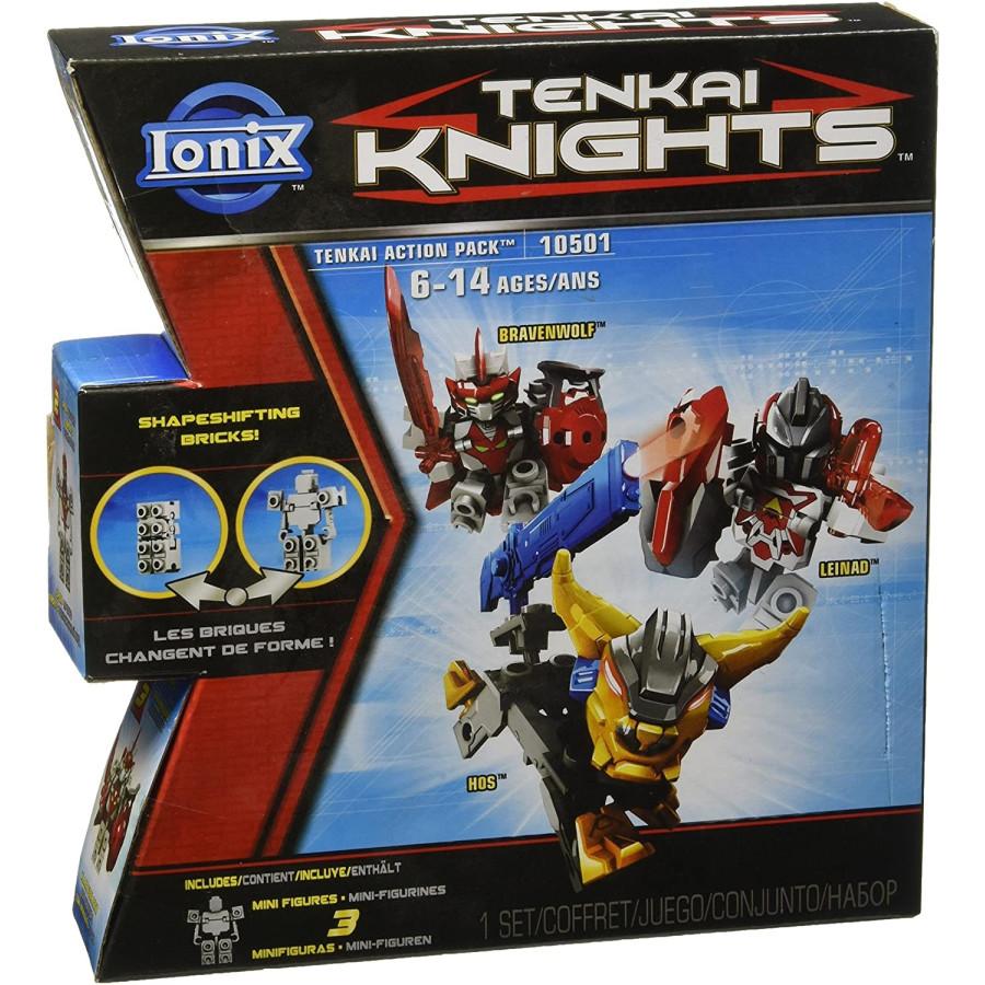 Tenkai Knight Tenkai Action Pack Spin Master - 1