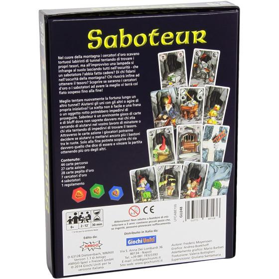 Saboteur Gioco da Tavolo - 1
