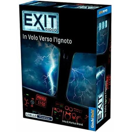 Exit Gioco da Tavolo In Volo Verso L'Ignoto Giochi Uniti - 1