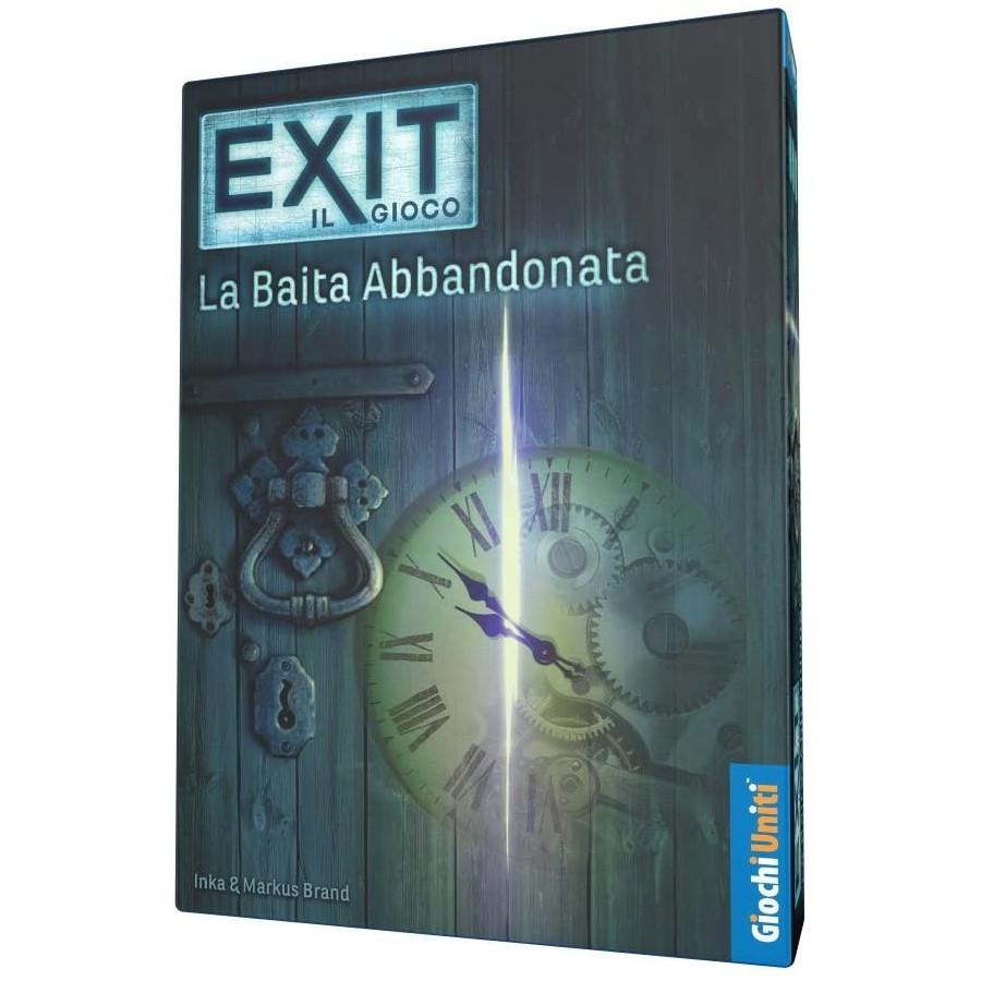Exit Gioco da Tavolo La Baita Abbandonata Giochi Uniti - 1