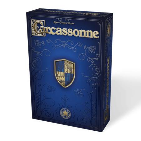 Carcassonne Gioco da Tavolo Edizione Anniversario Giochi Uniti - 1