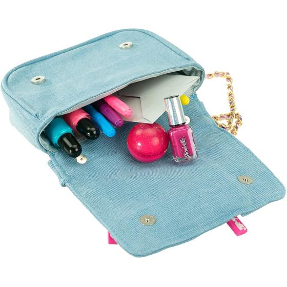 Jeans Bag Tracolla con Paillettes girabrilla - 1