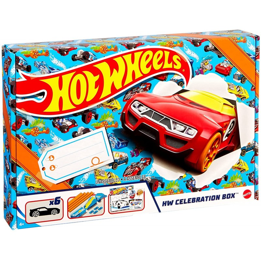 Hot Wheels Kit Regalo GWN96 Mattel - 4