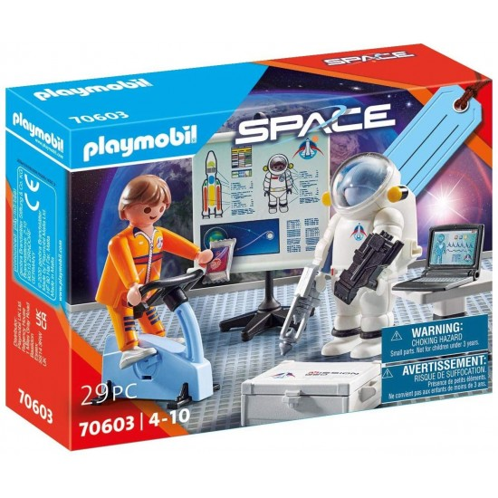 Playmobil Space 70603 Set Astronauta Playmobil - 1