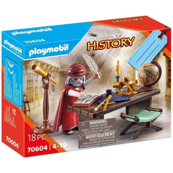 Playmobil History 70604 Set Regalo Astronomo Playmobil - 1