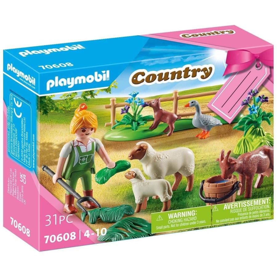 Playmobil Country 70608 Set Contadina Playmobil - 2