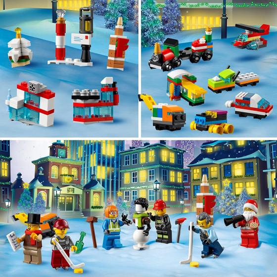 LEGO City Calendario dell'Avvento 2021 - 60303 Lego - 2